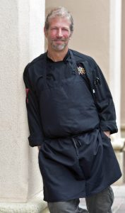 Executive Chef  Kapow Noodle Bar : Chuck Gittleman
