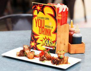 Kapow Noodle Bar Food Entry :  South Beach Wine & Food 2016