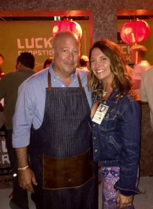 Food Network TV Personality Andrew Zimmern