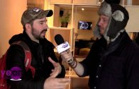 Host Max Tucci with Matty Brown at AirBnBhaus Sundance