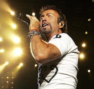 ​Paul Rodgers - Lead Singer Bad Company
