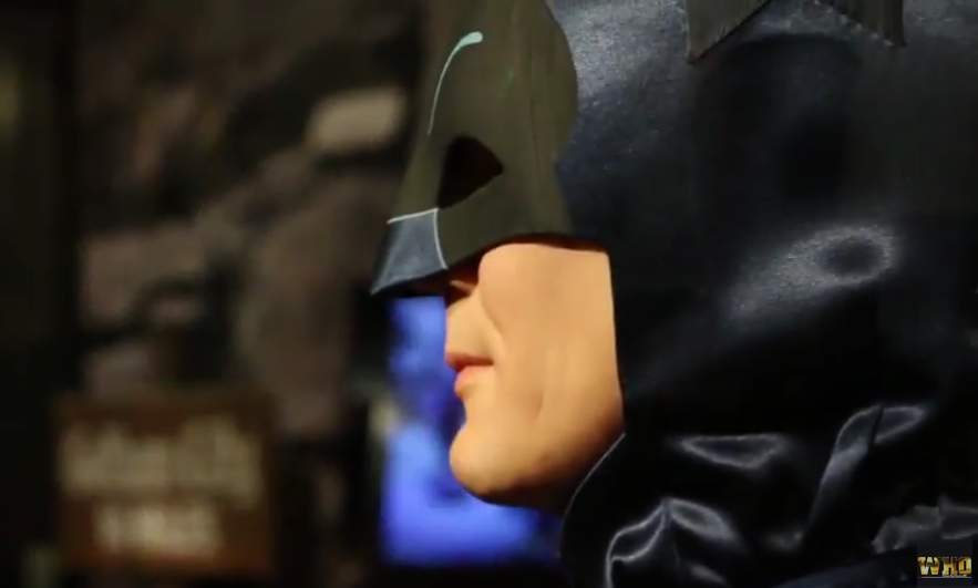 The Hollywood Museum:  Holy Batman Exhibit