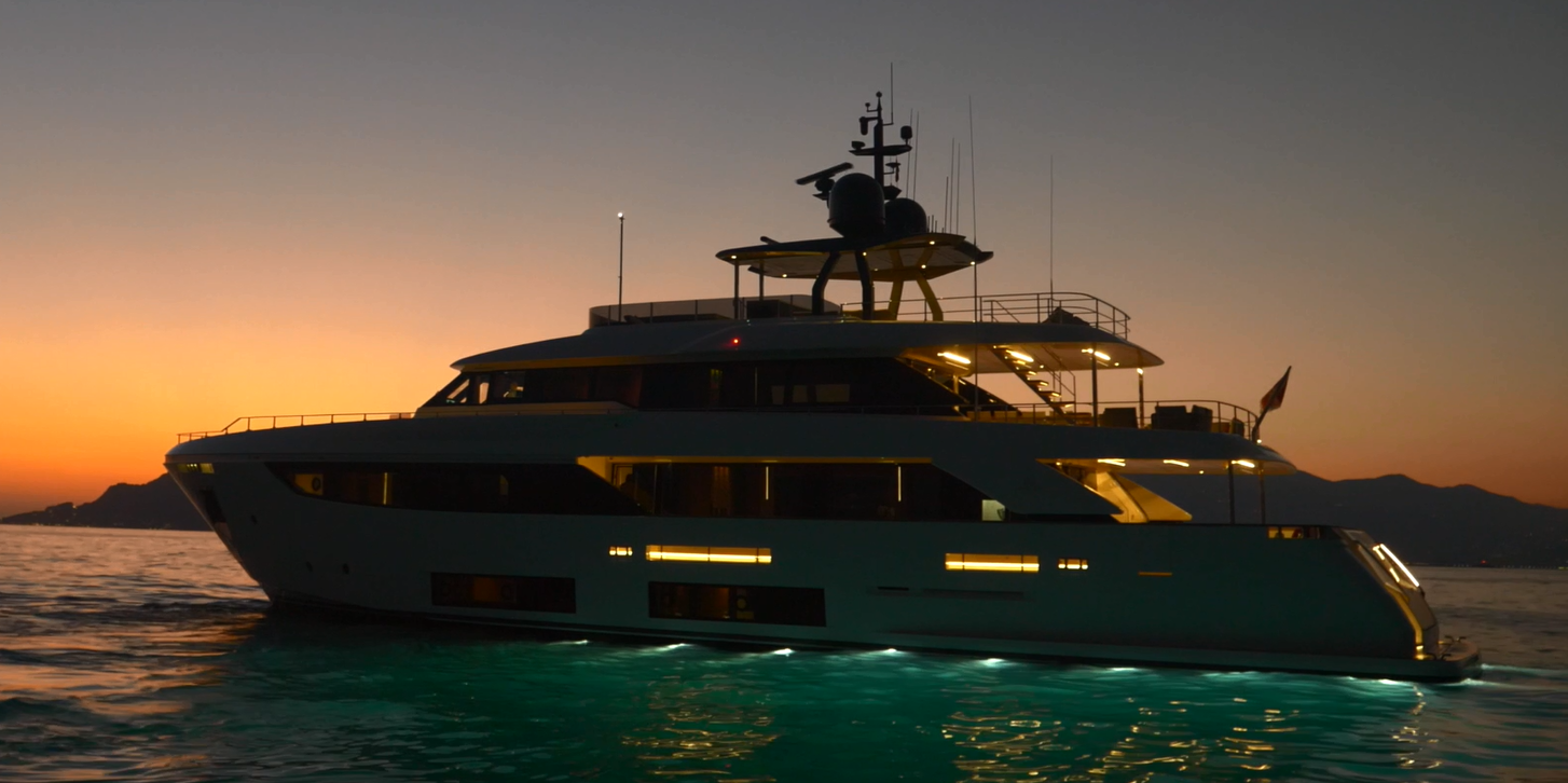 The 30th annual Miami Yacht Show