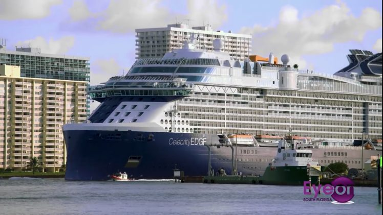 Celebrity Edge Luxury Class Ship